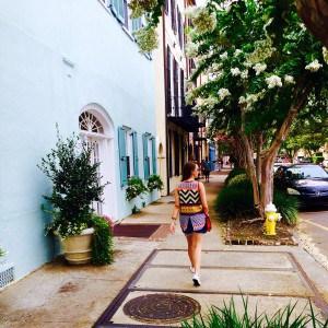Rainbow Row; Charleston, SC
