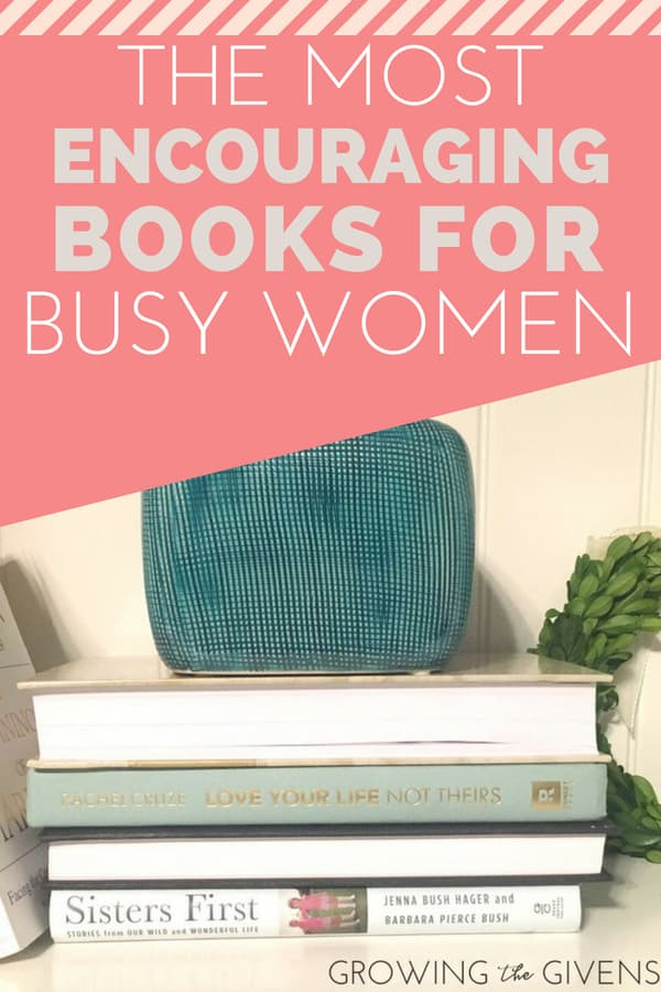 The Most Positive Books for Busy Women - Looking for the best books to read in 2018 to improve yourself and become more positive? Be sure to add these books to your reading list!