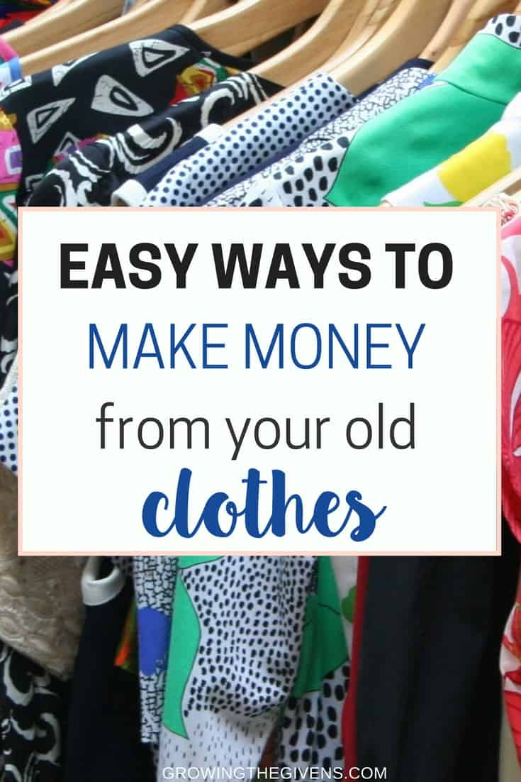 As you clean out your closet to get organized this season, make money selling your old clothes with these easy tips. This list of apps, online stores, and physical locations will help you find the right cash back system for you and your closet!