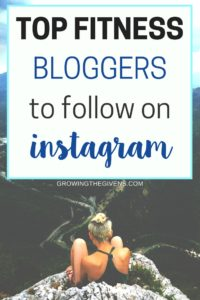 Top Fitness Bloggers to follow Instagram