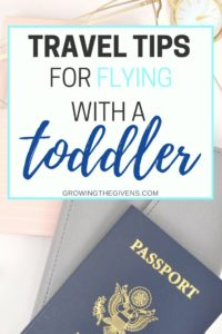 Keeps stress at bay with these travel tips for flying with toddlers. From activity ideas to calming techniques, you will be prepared for your next flight with kids.