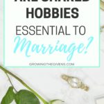 Are shared hobbies for couples essential for a great marriage?
