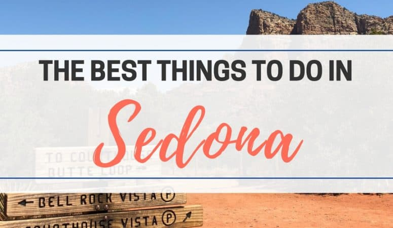 Things to in Sedona, Arizona