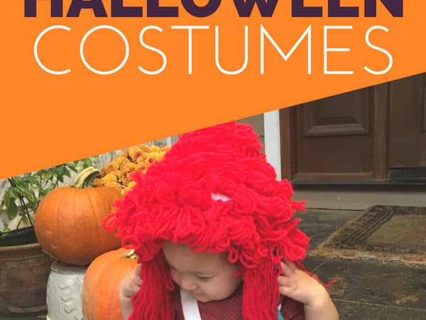 Halloween Costume Ideas for Toddler Girls