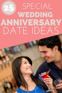 Special Wedding Anniversary Date Ideas