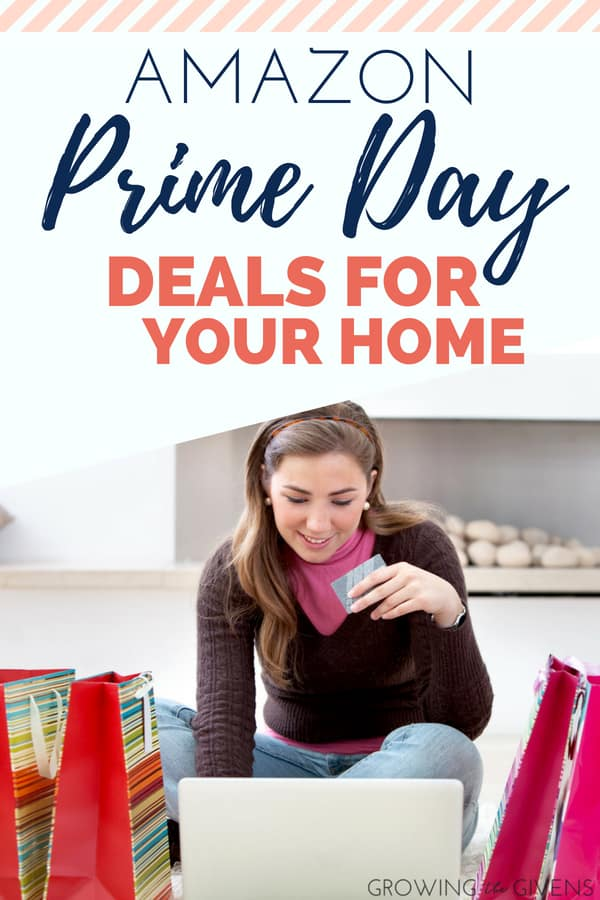 The Best Amazon Prime Day Deals for Busy Moms - Amazon Prime Day 2018 is here! Use this shopping guide to help you find the best deals for moms, kids, babies and home decor. Don't fist through 100,000 sales on your own! #PrimeDay #Amazon