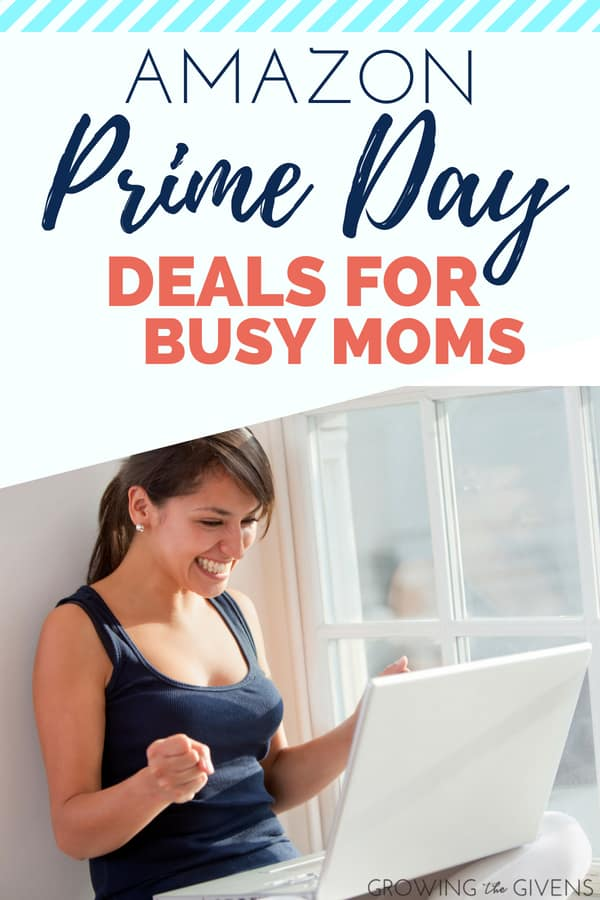 The Best Amazon Prime Day Deals for Busy Moms - Amazon Prime Day 2018 is here! Use this shopping guide to help you find the best deals for moms, kids, babies and home decor. Don't sift through 100,000 sales on your own! #PrimeDay #Amazon