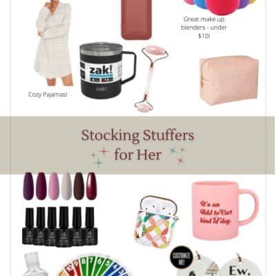 2020 Gift Guides: Stocking Stuffers for Her