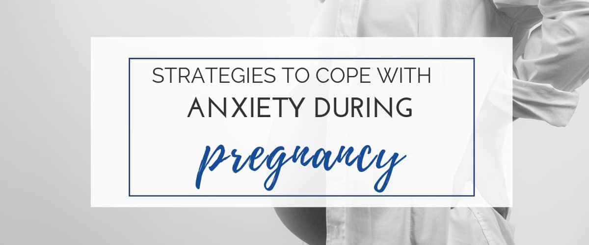 Finding Comfort in the Anxiety of Pregnancy