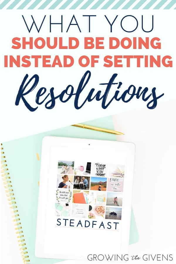 Create a Personalized Goal Setting Vision Board