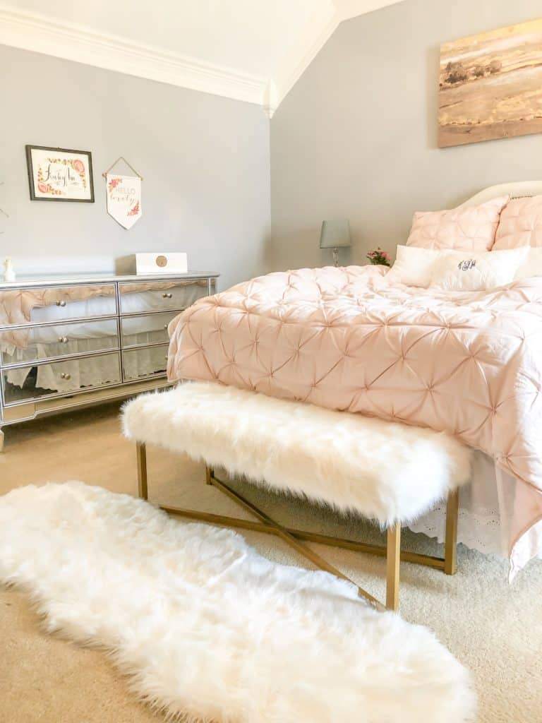 Swell Cute Toddler Girl Bedroom Ideas And Reveal Growing The Givens Interior Design Ideas Gentotryabchikinfo