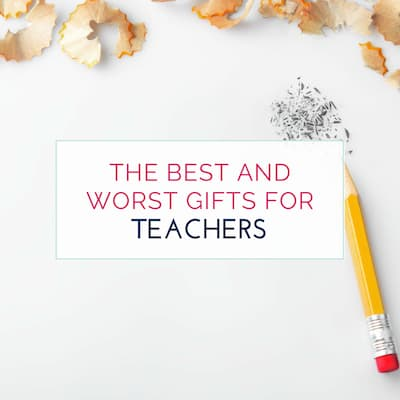 Teacher Appreciation Gift Ideas (with free printable card!)