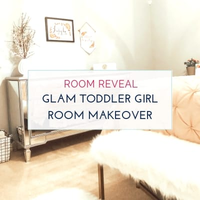 Cute Toddler Girl Bedroom Ideas and Reveal