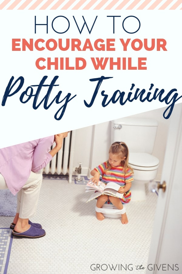 Mother and child potty training - potty training tips